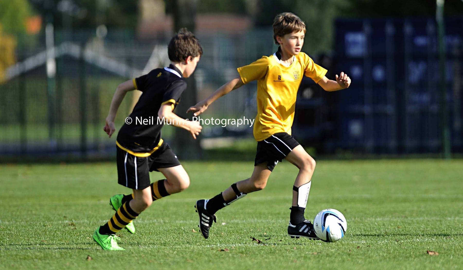 School sports photography - ©Neil Munns Photography