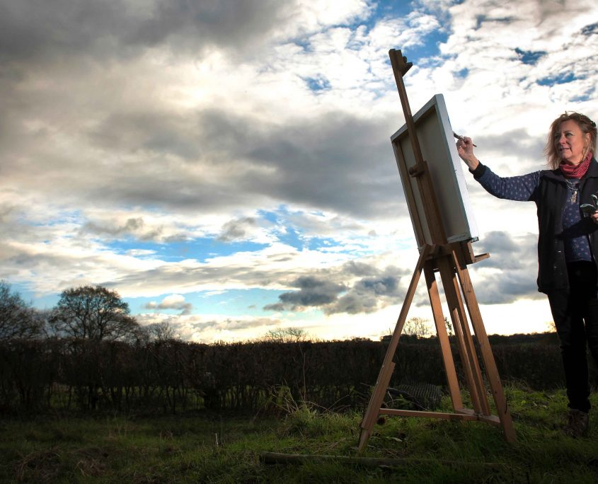 Neil Munns photography reflects on a recent exhibition of portraits of Frome Artists held during Frome Festival, Somerset