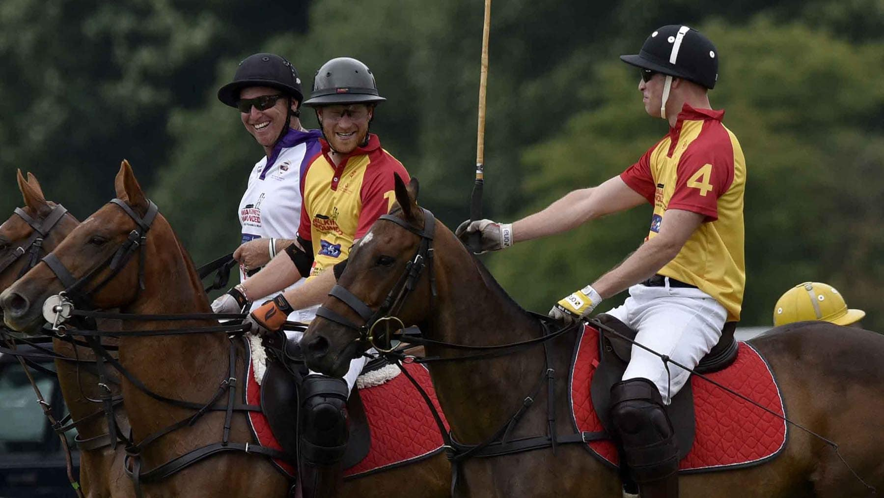 Prince William Polo. Commercial & Corporate Photography from © Neil Munns Photography