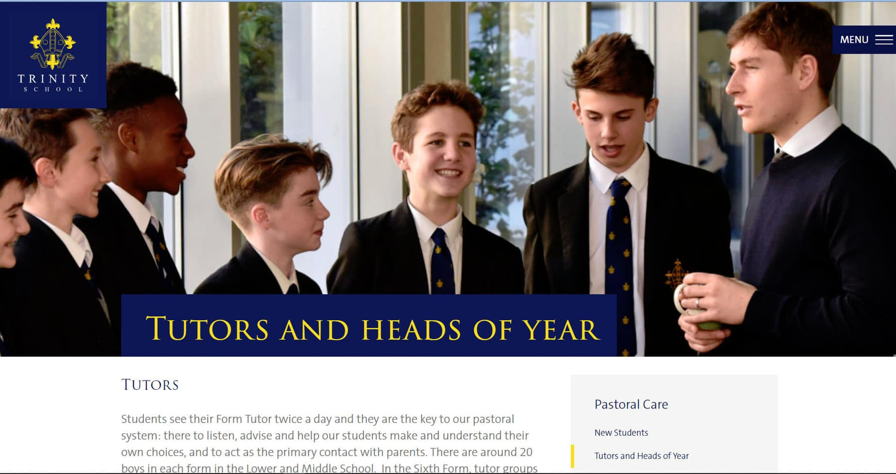 Academic and School websites- Neil Munns Photography